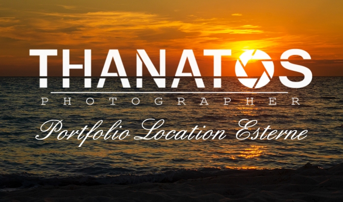 Copertina thanatos photographer portfolio location esterne